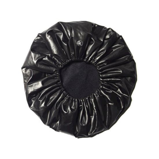 If you haven't discovered the benefits of a shower cap, then you might want to ask for this Sonia Kashuk Couture Shower Cap ($5). It's lined with terry cloth to keep curls (or a blowout) intact well past day two and three.