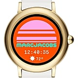 Marc Jacobs Riley Silicone Strap Smart Watch