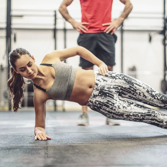 CrossFit Bodyweight Ab Exercises