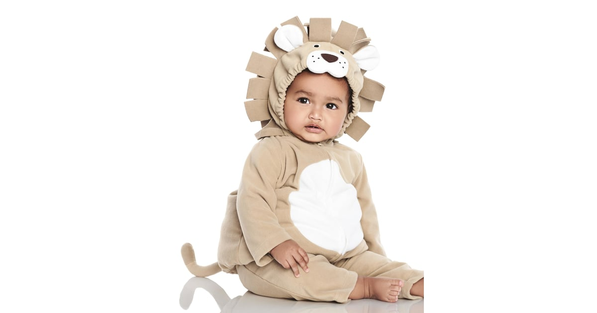 0bd1ef04b Carter's Little Lion Costume   Animal Halloween Costumes For Kids 2018    POPSUGAR Family Photo 16
