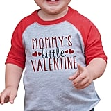 7 Ate 9 Apparel Boy's Mommy's Little Valentine