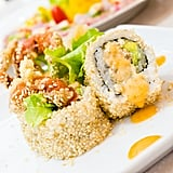 Soft Shell Crab Sushi Roll