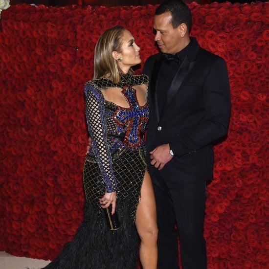Jennifer Lopez Singing Journey to Alex Rodriguez