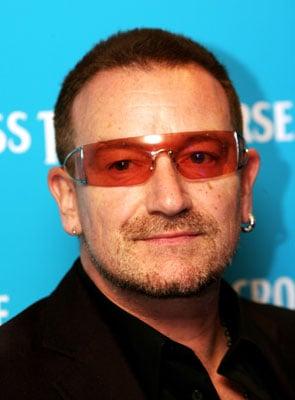 Sugar Bits - Bono Gets A Medal