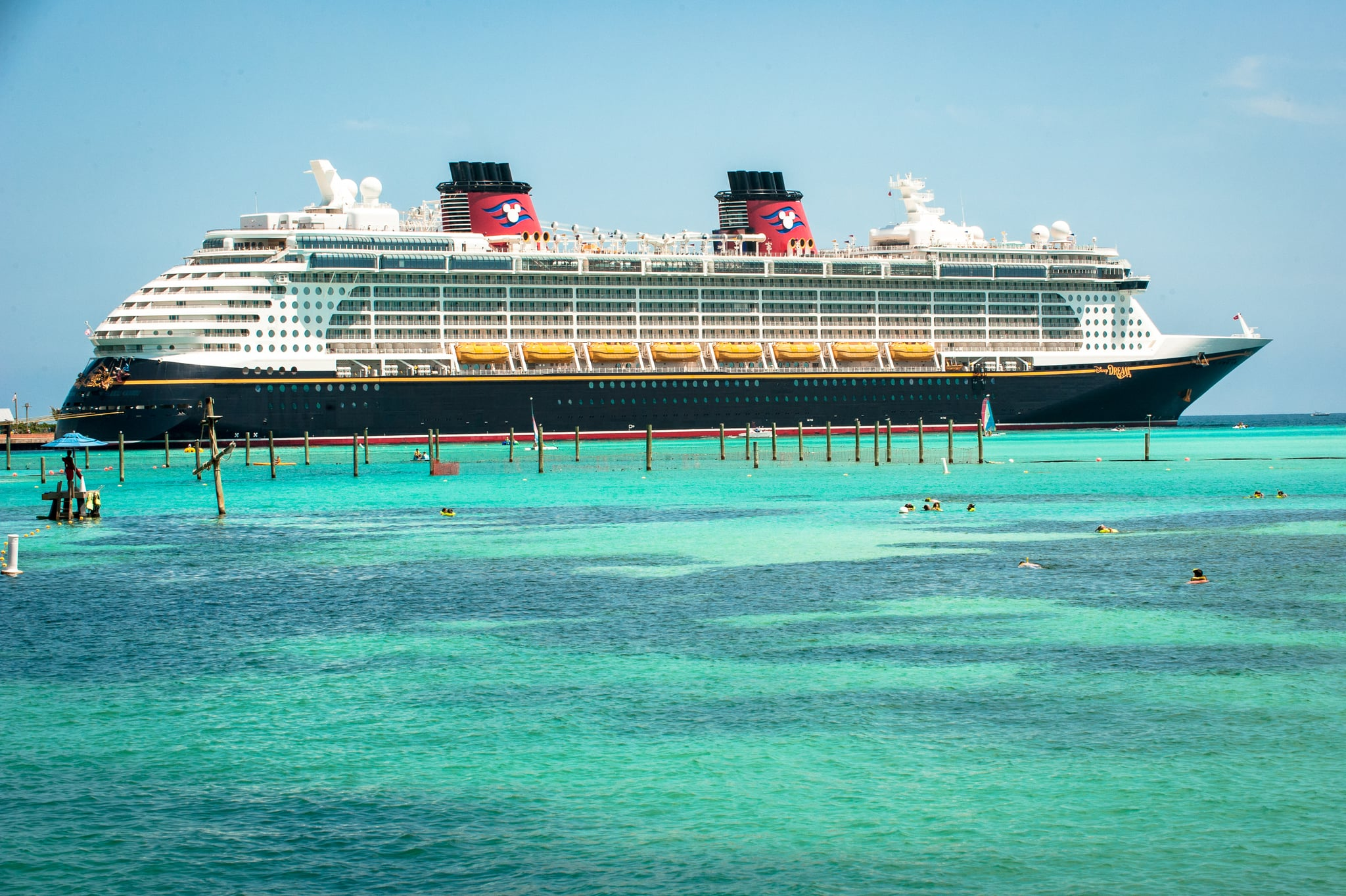 Disney S Castaway Cay Facts Popsugar Smart Living