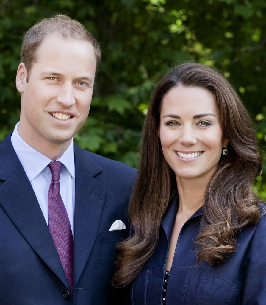 Prince William and Kate Middleton's official photos for their Canadian tour.
