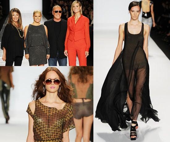 New York Fashion Week Spring 2011 2010-09-12 13:00:06