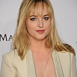 Dakota Johnson attended the Five-Year Engagement premiere during the 2012 Tribeca Film Festival.