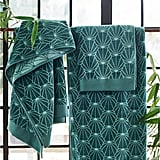 H&M Jacquard Patterned Hand Towel