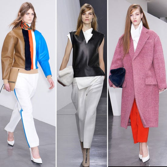 Review and Pictures of Celine Autumn Winter 2012 Paris Fashion Week Runway Show