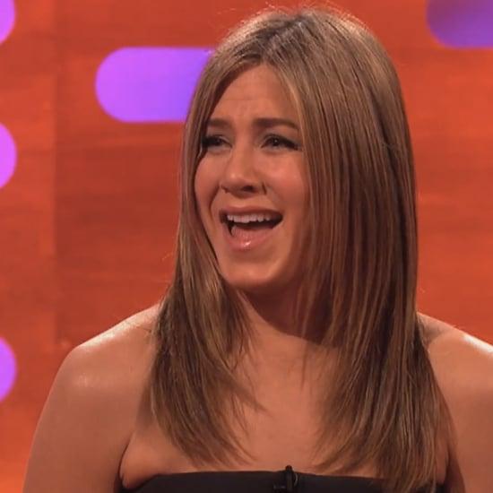"""Jennifer Aniston Wants a """"Golden Friends"""" Reunion!"""