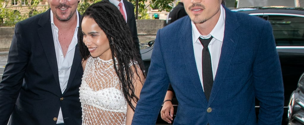 Zoë Kravitz's Wedding Rehearsal Dinner Outfit June 2019