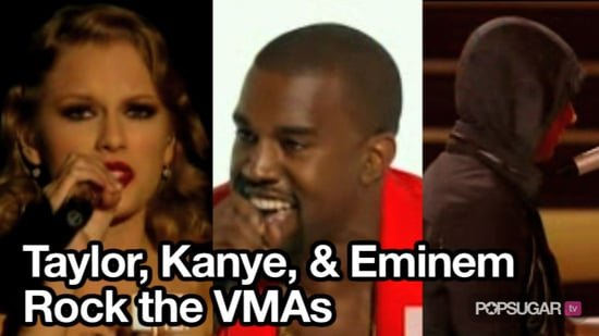 Video of the 2010 MTV Video Music Awards and Red Carpet