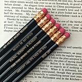 Hamilton Pencils