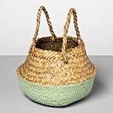 Decorative Pop-Up Belly Basket