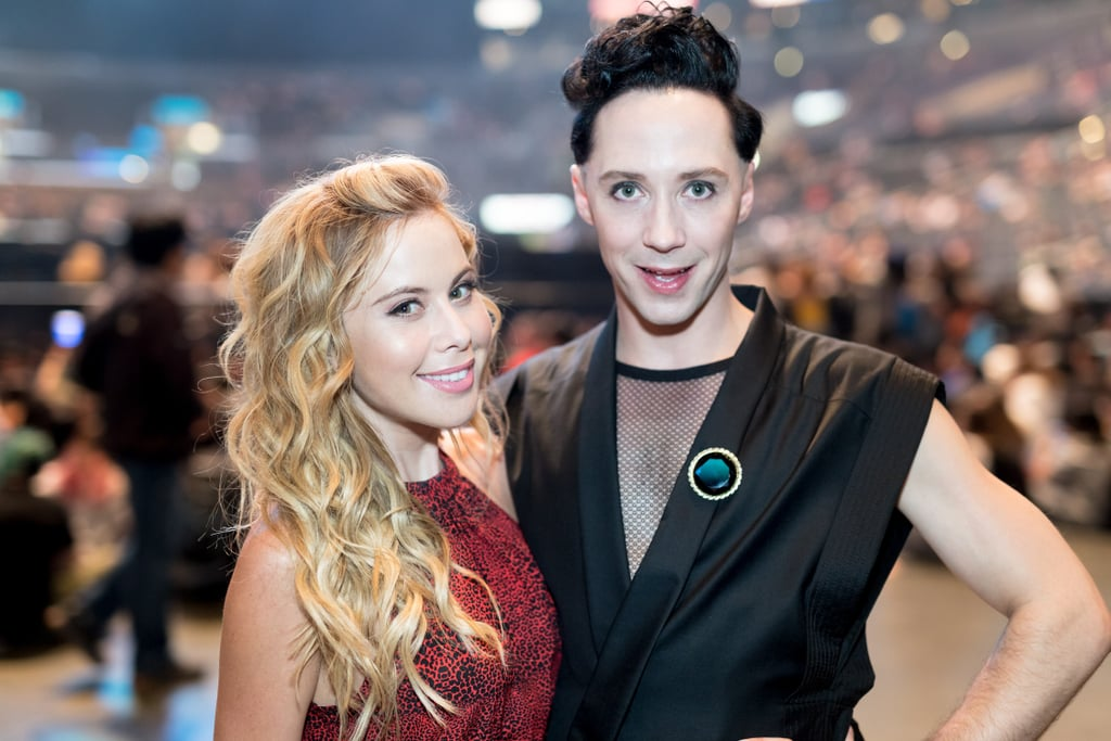 Reactions to Johnny Weir and Tara Lipinski at 2018 Olympics