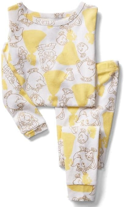 6d861f9e3 Gap babyGap Disney Baby Belle Print Sleep Set ($23, originally $30 ...