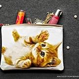 Cat Photo Pouch