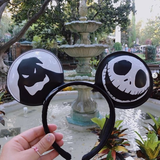Jack Skellington Mickey Ears at Disney
