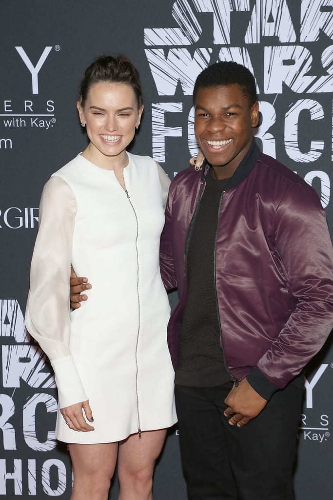 The Star Wars Cast at the Force 4 Fashion Launch Event