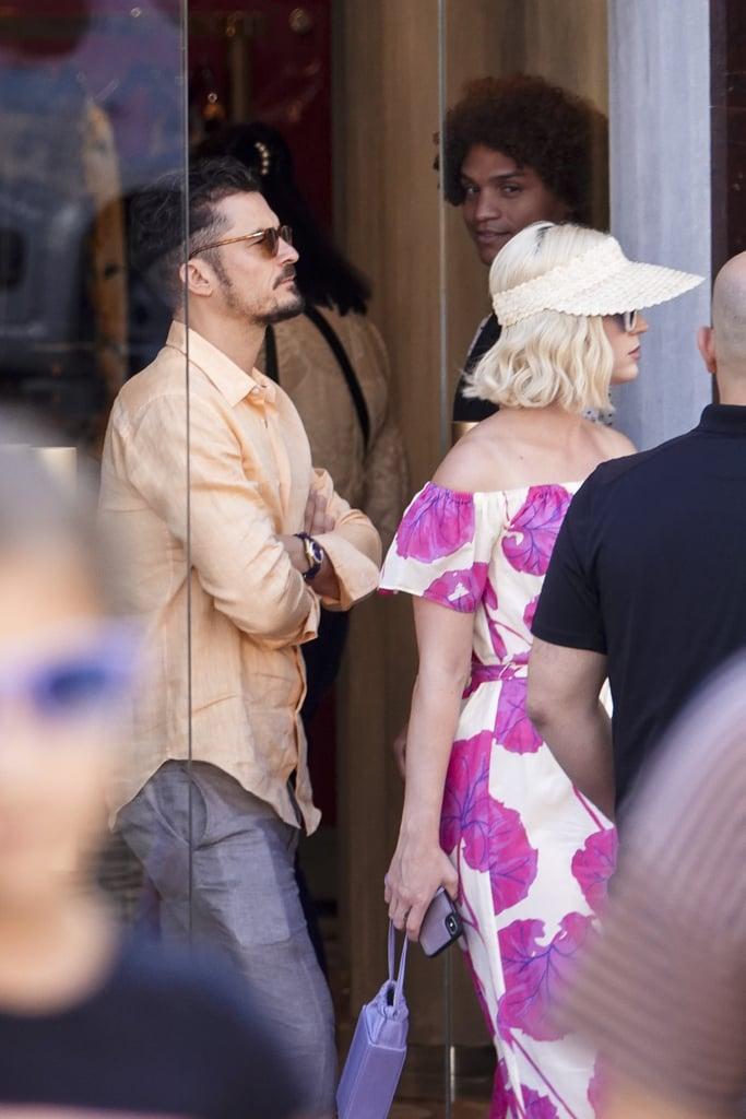 September 2019: Katy and Orlando Head to Rome