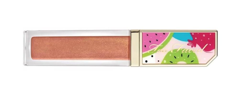 Too Faced Tutti Frutti Juicy Fruits Comfort Lip Glaze Review