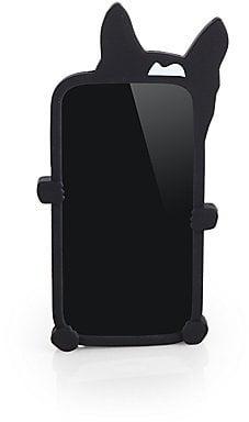 غطاء حماية للهاتف المحمول Olive Soft Bumper  من Marc by Marc Jacobs (بسعر 48$ دولار أمريكي؛ 177 درهم إماراتيّ/ريال سعوديّ)