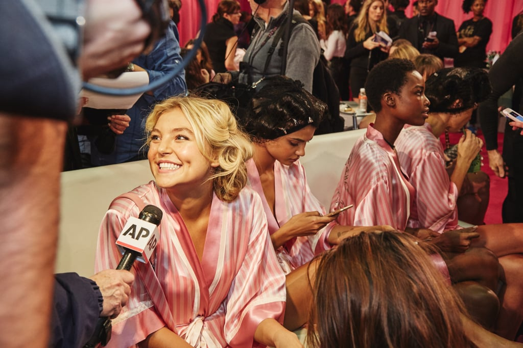 Backstage Beauty at the Victoria's Secret Fashion Show ...