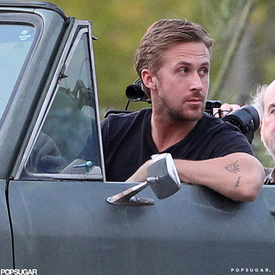 Ryan Gosling met up with Rooney Mara in Austin to start filming their latest project on Saturday. The movie, which is still untitled, is being directed by Terrence Malick and also stars Natalie Portman and Christian Bale. Ryan's getting to work after promoting The Place Beyond the Pines at the Toronto International Film Festival with girlfriend and costar Eva Mendes earlier this month. It's just one of the films he has in the pipeline, including Gangster Squad, which was pushed back to a January release to accommodate reshoots. Rooney, meanwhile, wrapped up filming The Bitter Pill in the Spring and is kicking off Fall with her latest role.