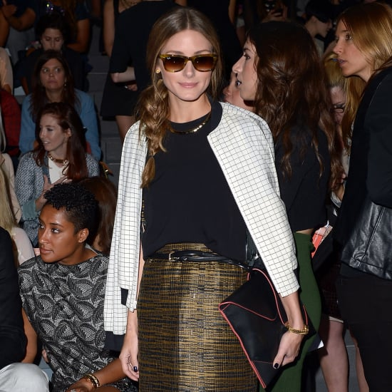 New York Fashion Week Spring 2014 Front Row