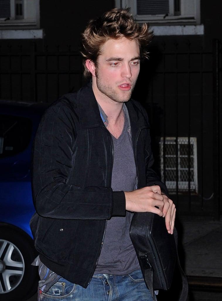 3/6/2009 Robert Pattinson