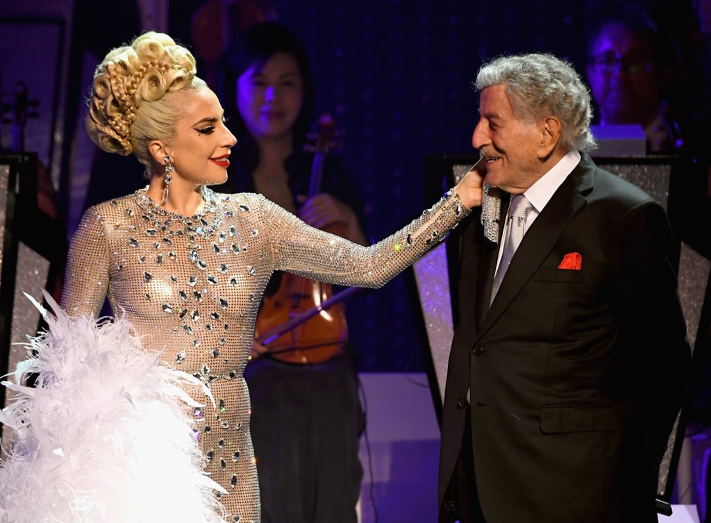 "Lady Gaga is one step closer to achieving EGOT status (a collection that includes an Emmy, Grammy, Oscar, and Tony), and her dear friend and collaborator Tony Bennett could not be any prouder. On Tuesday, the nominations were announced for the  91st Academy Awards on Feb. 24, and Gaga scored nods in the best actress and best original song categories for A Star Is Born. Following the announcement, Tony congratulated Gaga on Twitter with a heartfelt sentiment. ""I always knew you could do anything at the highest level of artistry,"" he wrote. ""Congratulations on your Oscar nominations!"" But that's not all! In addition to Gaga's nominations, the 32-year-old singer made history as the first to ever be nominated for best actress and best original song at the Oscars. Not to mention, she's already won a Golden Globe and Critics' Choice Award for best song and she tied with Glenn Close for best actress at the Critics' Choice. Gaga is also up for best outstanding performance by a female actor in a leading role at this Sunday's Screen Actors Guild Awards, as well as four additional awards at the Feb. 10 Grammys. It's safe to say that 2019 might be Gaga's best year yet!       Related:                                                                                                           Lady Gaga Calls Out Mike Pence and His Wife For LGBTQ+ Discrimination: ""You Are Wrong"""