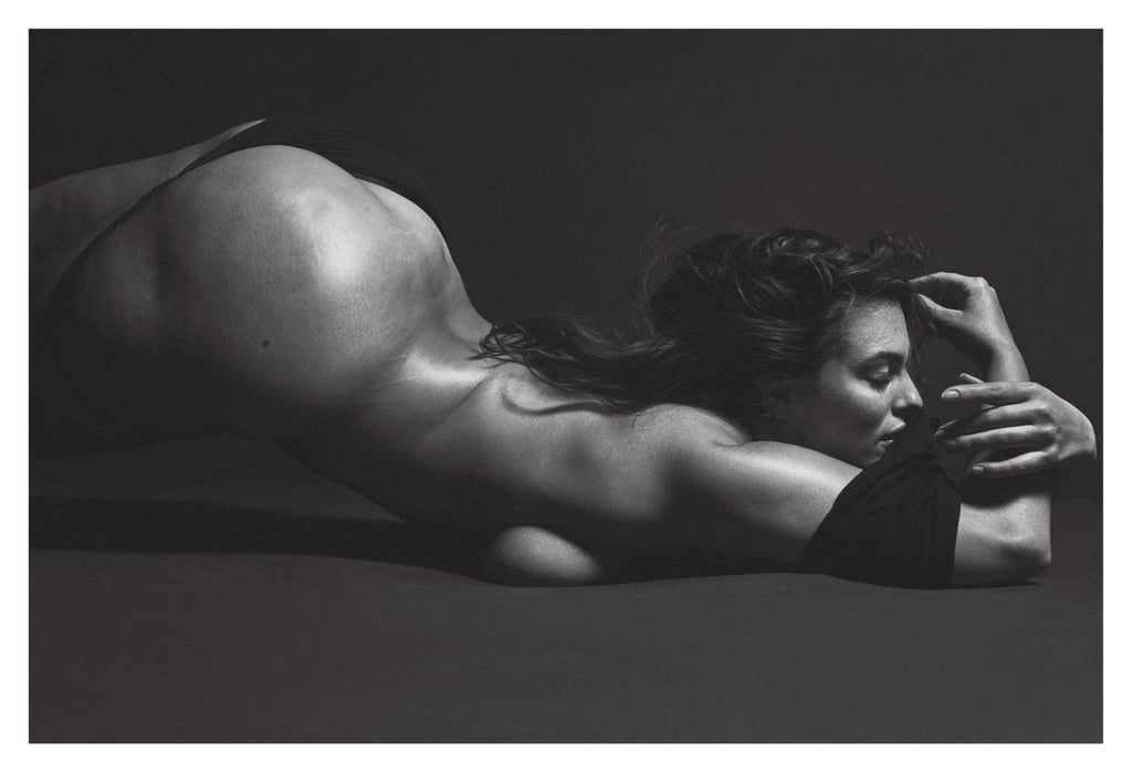 Ashley Graham is a model, lingerie designer, TV host, fitness queen, and all-around joy to follow on social media. Since gracing the pages of Sports Illustrated's Swimsuit Issue in both 2015 and 2016, the 29-year-old has become a force to be reckoned with when it comes to inspiring body positivity and diversity in the fashion industry; she recently made her New York Fashion Week debut in the Michael Kors Fall '17 runway show and has generally been serving up serious motivation and encouragement for women of all sizes. Related: 67 Snaps That Prove Ashley Graham Is Ridiculously Sexy In addition to rocking the living hell out of a bikini, Ashley isn't afraid to bare all on Instagram or, like we saw recently, in her gorgeous nude shoot in V Magazine's Summer issue. Read on for all the times Ashley stripped down and steamed up our screens.