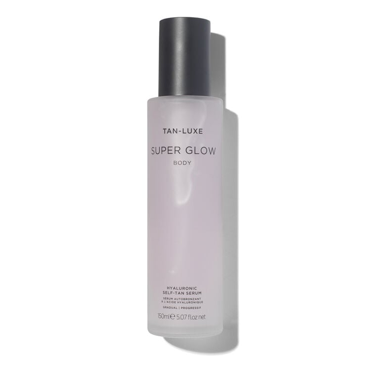 Super Glow Body Hyaluronic Self-Tan Serum