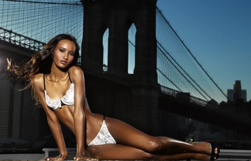 Which America's Next Top Model Lingerie Shot Was Your Favorite?