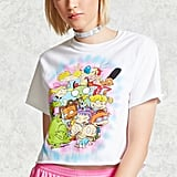 Forever 21 + Nickelodeon Cartoon Cropped Tee ($16)