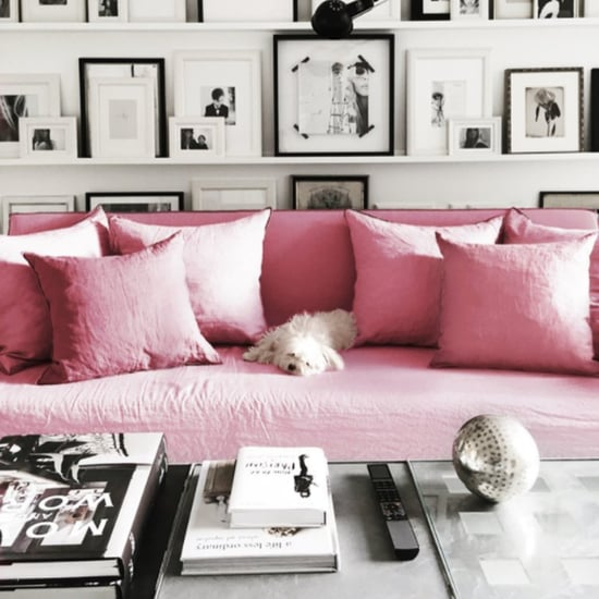 How to Decorate Your Home in Pink
