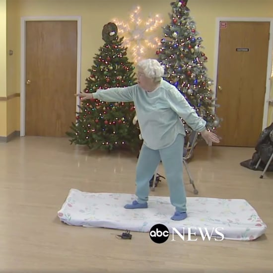 105-Year-Old Yoga Teacher Lil Hansen