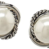 Dillard's Dillards Boxed Rope Faux-Pearl Stud Earrings