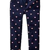 Gap 1969 Heart Skinny Jeans