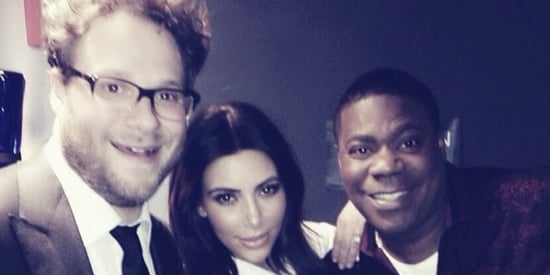 Kim Kardashian Shares Backstage Photos From 'Tonight Show Starring Jimmy Fallon'