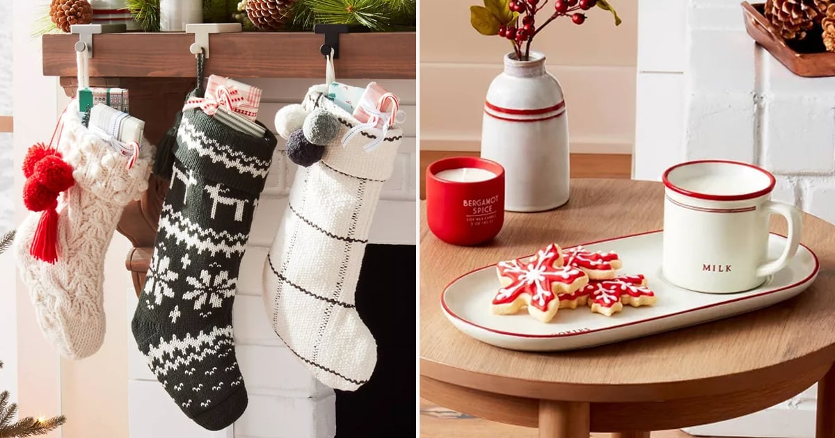 Joy to the World! Joanna Gaines's Hearth and Hand Holiday Collection Has Arrived at Target