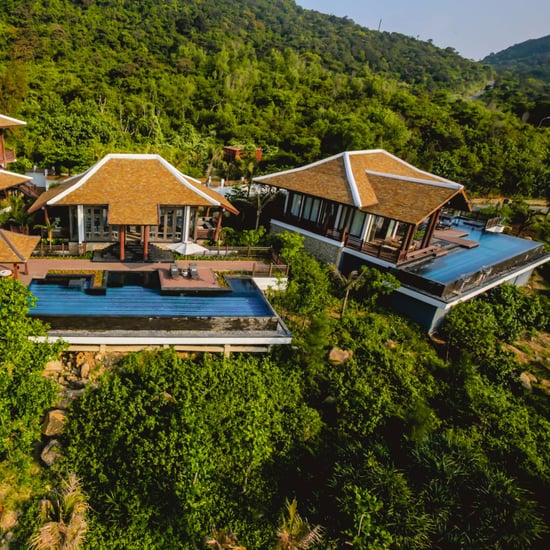 Colourful Luxury Hotel in Vietnam