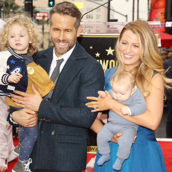 The Name of Ryan Reynolds and Blake Lively's Second Child