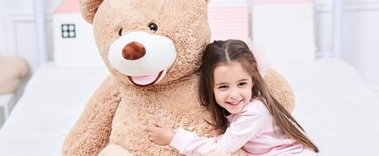 Big Teddy Bears For Kids 2019