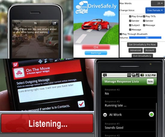 Don't Text While You Drive! Use These Apps Instead