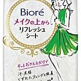 Bioré Refreshing Blotting Cloths in Citrus