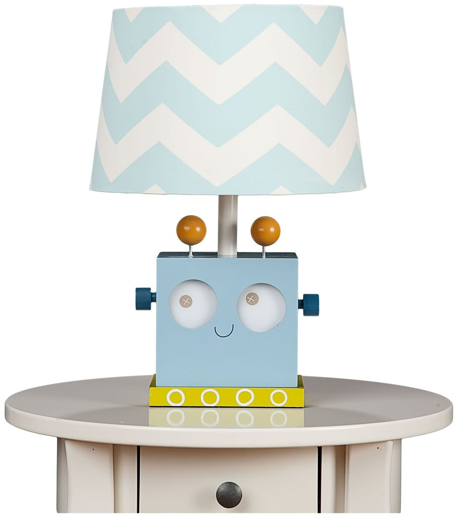 Delightful Lolli Living Robot Lamp