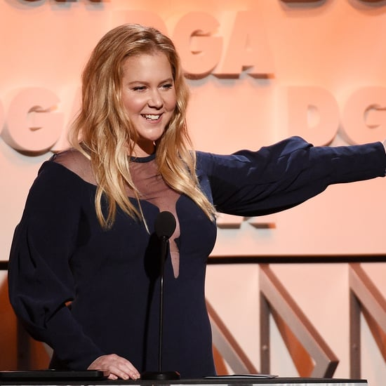 Amy Schumer Teams Up With Tampax to Talk Vaginas