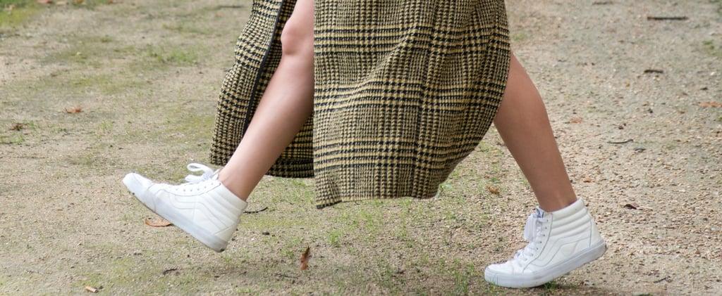 تعرّفي على الحذاء الرياضيّ المذهل الذي هيمن على إطلالات النجمات لعام 2017، سيتماشى مع كافّة أزياء خزانتك بالتأكيد